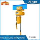 Piccola gru Chain elettrica di 1/2 T con la catena G80