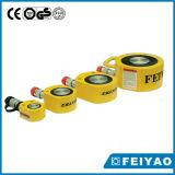 Cylindre hydraulique plat à simple effet de Jack de qualité de série de Rsm