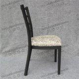 Yc-E82 venden al por mayor la silla de interior de madera imitada del café para la venta