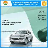 UV400 Vlt20% Film van de Tint van het Venster van de Auto de Zonne