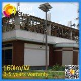 Réverbère solaire complet de jardin de route de 20W DEL avec 5 ans de garantie