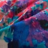 Cassa stampata tela decorativa domestica del cuscino di manovella del cotone senza farcire (35C0009)
