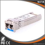 Transmisor-receptor óptico 10GBASE-LR 1310nm el 10km de fibra SFP+