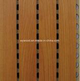Grooved декоративные акустические панели для стен