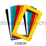Bâti magnétique de photo de rectangle, cadres de tableau, bâti de photo d'aimant
