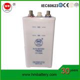 1.2V de fer au nickel/Ni-Technicien batterie Tn200 avec 1.2V200ah utilisé pour la maison solaire