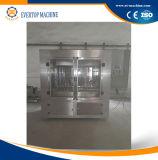 Máquina de enchimento do petróleo do toque da tela do PLC/equipamento/linha