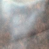 O couro de venda quente do plutônio para sapatas ensaca (HS-M388)