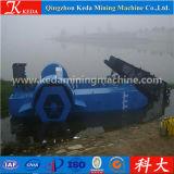Keda mini - nave semi automatica della mietitrice del giacinto di acqua