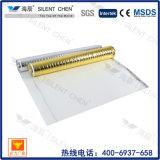 Underlayment пены 2mm Recyclable EPE с алюминиевой пленкой