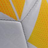 泡PVC公式のサイズの縫うフットボール