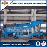 Pianta di lavaggio dello schermo del crivello a tamburo della pianta del minerale metallifero di alta efficienza