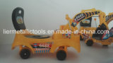 Caminhão do recipiente do veículo do brinquedo da frição da qualidade superior