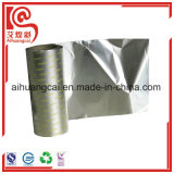 Película de aluminio Rolls para el embalaje automático industrial