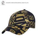 Печатание бейсбольной кепки хлопка резвится крышка шлема гольфа крышки отдыха крышки гольфа крышки