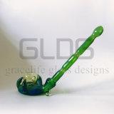 Труба стекла сота Perc 8 Рукоятк-Валов Gldg цветастая