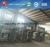 La alta calidad de la avicultura acoda la jaula para las ponedoras