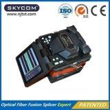 Fibra Óptica Fusion Splicing Machine Fusion Splicer tela LCD