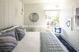공장 직접 사용된 호텔 가구 Untique 디자인 호화스러운 특대 침실 가구