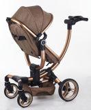 En1888 승인되는 새로운 디자인 Aluminimum 프레임 아기 2 륜 마차