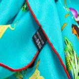 Шарф подарка напечатанный квадратом Silk для повелительниц