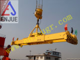 Prix télescopant télescopique hydraulique électrique d'écarteurs de conteneur