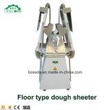 Deeg Sheeter met de Naadloze Rol van het Roestvrij staal voor het Gebruik van de Pannekoek