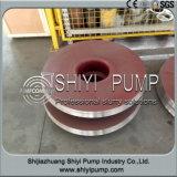 Pièces de rechange Throatbushing de boue en métal centrifuge de pompe