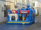 コンボ安い跳ね上がりの家賃貸料のための膨脹可能なジャンパーの警備員