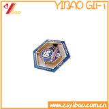 Изготовленный на заказ значок логоса 3D с подарком сувенира значка кнопки (YB-HD-126)