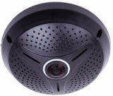 Dia do Wdm e noite 960p câmera do IP de um Fisheye de 360 graus