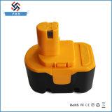 Reemplazo 14.4V 1500mAh Ryo-14.4 Ni-CD de la batería de la herramienta eléctrica para Ryobi