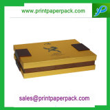 Таможня выбивая коробку подарка коробки горячего вина бумаги картона фольги упаковывая