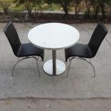 Tableau dinant extérieur solide acrylique moderne de 4 Seaters