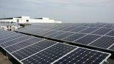 """Installer le système solaire de l'électricité de picovolte de réseau """"Marche/Arrêt"""" de support"""