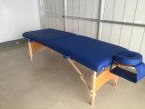 나무로 되는 안마 침대 및 갱도지주 안마 테이블