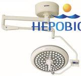 Diodo emissor de luz duplo da cabeça do teto médico superior do tipo que opera a luz cirúrgica da luz Shadowless da lâmpada com Ce