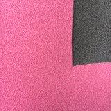 Modèles synthétiques de cuir d'unité centrale de mode pour des boîtes-cadeau de garniture de caisse de téléphone rayant Hx-0716