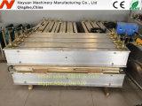 電気暖房のスプライサ、コンベヤーベルトの接合箇所のスプライス機械