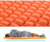 منافس من الوزن الخفيف قابل للنفخ يخيّم [أير متّرسّ] ينام كتلة لأنّ خيمة