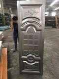 良質の押された鋼鉄外部ドアの皮