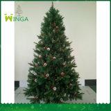 Il più poco costoso! ! ! 20% fuori dall'albero di Natale artificiale del pino verde