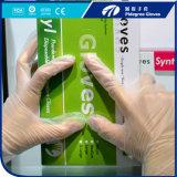 Handschuh-Puder 100% der Latex-geben freies Wegwerfvinylhandschuh-/Kurbelgehäuse-Belüftung oder Puder frei