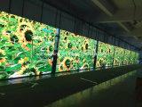 Случаи арендной тонкой стены СИД видео- TV крытые и напольные и выставка