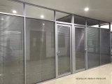 Parede de divisória de alumínio interna do escritório da extrusão