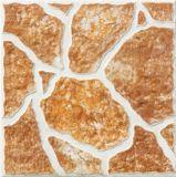 造り材料、装飾材料、無作法な床タイル、艶をかけられたタイル、磁器のタイル、家Decoration40*40cmのための滑り止めの床タイル