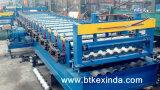 機械を形作る自動カラー鋼鉄車体のパネルロール