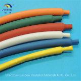 L'alta qualità ha isolato il tubo dello Shrink di calore con la buona specifica di vario colore