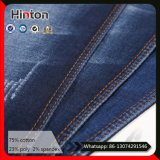 Dark Blue 10oz stretch stretch jeans jeans para calças
