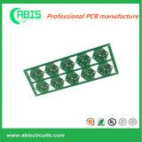 PWB, bardo del circuito impreso, PWB tamaño pequeño, 4*3 milímetro Npth en las tiras